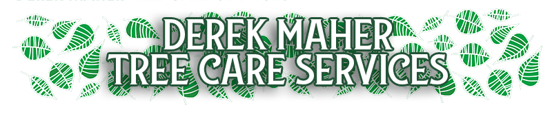 Derek Maher Tree Care Logo